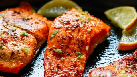 Lower Your Risk of Heart Failure by Adding Fatty Fish To Your Diet