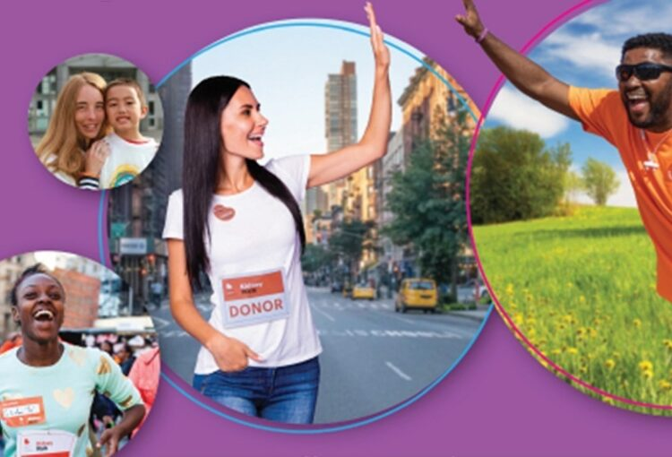 LaceUp for the Virtual New York City Kidney Walk Sunday November 8